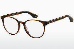 MARC JACOBS Marc Jacobs Herren Brille » MARC 228«, schwarz, 581 - schwarz