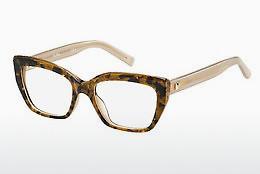 Max Mara Damen Brille » MM 1327«, schwarz, WR7 - schwarz