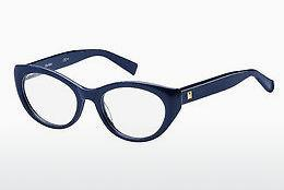 Max Mara Damen Brille » MM 1299«, blau, PJP - blau