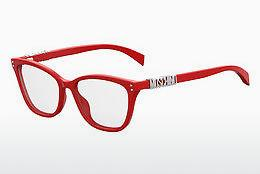 Brille Moschino MOS500 C9A - Rot