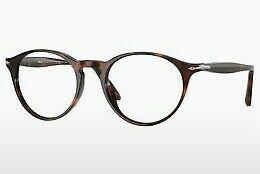 PERSOL Persol Herren Brille » PO3160V«, braun, 9015 - braun