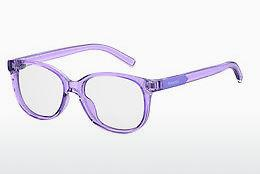 Brille Polaroid Kids PLD D809 B3V - Transparent