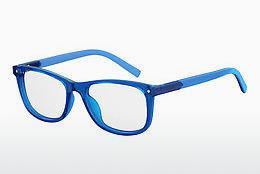 Polaroid Brille » PLD D400«, blau, VTB - blau