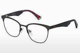 Police Brille » VPL289«, grau, 0A62 - grau