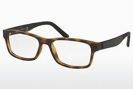 Brille Polo PH2169 5182 - Braun, Havanna