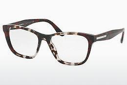 PRADA Prada Herren Brille » PR 63UV«, braun, LFD1O1 - braun