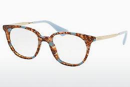 PRADA Prada Damen Brille » PR 13UV«, blau, KJO1O1 - blau