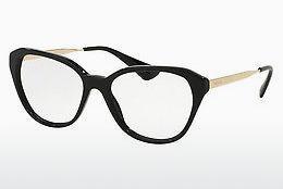 PRADA Prada Damen Brille »CINEMA PR 28SV«, rosa, UE01O1 - rosa