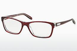 Brille Ralph RA7039 1081 - Transparent, Rot