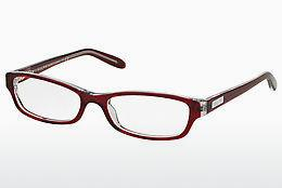 Brille Ralph RA7040 1081 - Transparent, Rot
