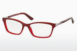 Brille Ralph RA7044 1137 - Transparent, Rot