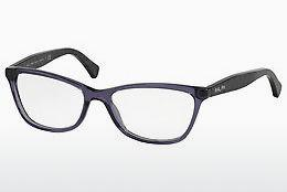Brille Ralph RA7057 1103 - Transparent, Purpur