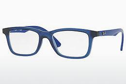 Brille Ray-Ban Junior RY1562 3686 - Transparent, Blau