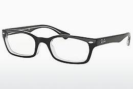 Brille Ray-Ban RX5150 2034 - Schwarz, Transparent