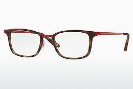 Brille Ray-Ban RX6373M 2959 - Rot