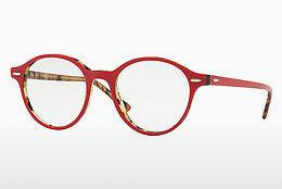 RAY BAN RAY-BAN Brille »Dean RX7118«, braun, 5715 - braun