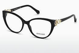 roberto cavalli Roberto Cavalli Damen Brille » RC5048«, schwarz, 005 - schwarz
