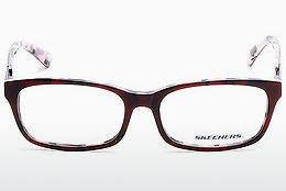 Brille Skechers SE2125 069 - Burgund, Bordeaux, Shiny