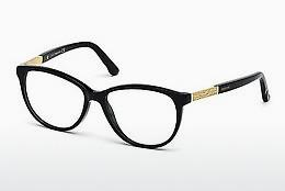 Swarovski Damen Brille » SK5192«, schwarz, 001 - schwarz