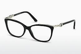 Swarovski Damen Brille » SK5250-H«, schwarz, 001 - schwarz