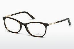 Swarovski Damen Brille » SK5268«, braun, 047 - braun