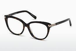 Swarovski Damen Brille » SK5254«, braun, 052 - braun