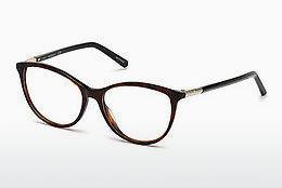 Swarovski Damen Brille » SK5218«, schwarz, 001 - schwarz