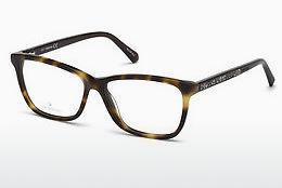 Swarovski Damen Brille » SK5251«, braun, 052 - braun