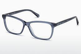 Swarovski Damen Brille » SK5212«, schwarz, 005 - schwarz
