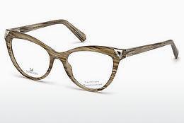 Swarovski Damen Brille » SK5266«, rosa, 074 - rosa