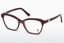 Brille Tod's TO5163 069 - Burgund, Bordeaux, Shiny