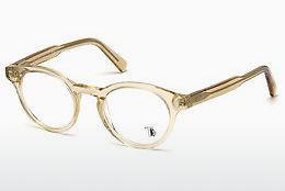 Brille Tod's TO5168 039 - Gelb, Shiny