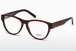 Brille Tod's TO5180 054 - Havanna, Red