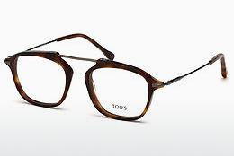 Brille Tod's TO5182 053 - Havanna, Yellow, Blond, Brown