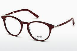 Brille Tod's TO5184 071 - Burgund, Bordeaux