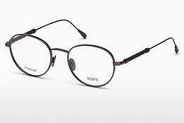 Brille Tod's TO5185 008 - Grau, Shiny