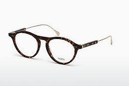 Brille Tod's TO5188 052 - Braun, Dark, Havana