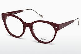 Brille Tod's TO5197 069 - Burgund, Bordeaux, Shiny