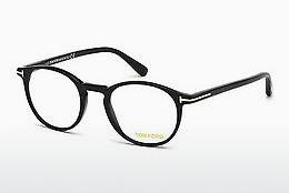 Brille Tom Ford FT5294 52A - Braun, Dark, Havana