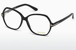 Brille Tom Ford FT5300 001 - Schwarz, Shiny