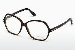 Brille Tom Ford FT5300 052 - Braun, Dark, Havana