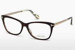 Tom Ford Damen Brille » FT5420«, braun, 049 - braun
