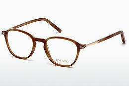 Brille Tom Ford FT5397 062 - Braun, Horn, Ivory