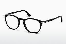 Brille Tom Ford FT5401 001 - Schwarz, Shiny