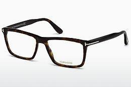 Brille Tom Ford FT5407 052 - Braun, Dark, Havana