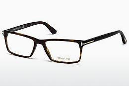 Brille Tom Ford FT5408 052 - Braun, Dark, Havana
