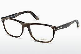 Brille Tom Ford FT5430 062 - Braun, Horn, Ivory