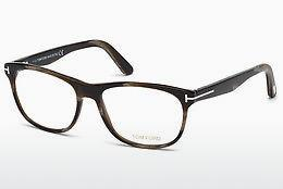 Brille Tom Ford FT5431 062 - Braun, Horn, Ivory