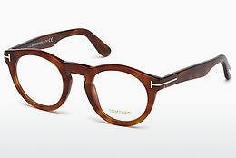 Brille Tom Ford FT5459 053 - Havanna, Yellow, Blond, Brown