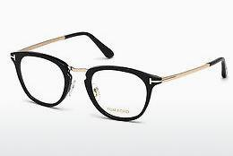 Brille Tom Ford FT5466 001 - Schwarz, Shiny